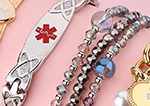 Wholesale Medical alert bracelet and Necklaces